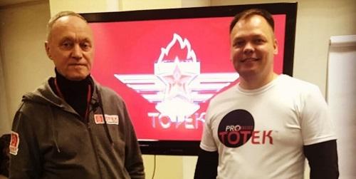 Брыкин и Поданев - спикеры самого популярного канала о TOTEK в YouTube TOTEKPOST